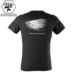 T-shirt MC - Truite Néo-zélandaise