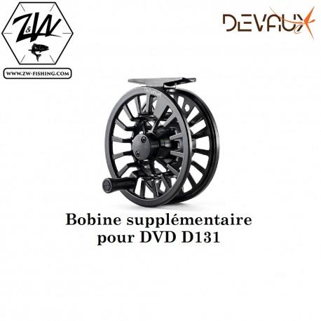 BOBINE SUPPLEMENTAIRE MOULINET DVX D131
