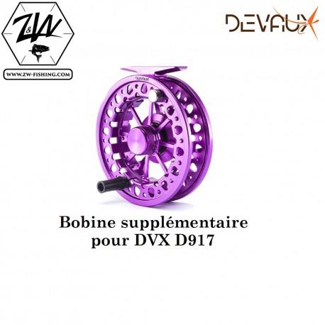 BOBINE SUPPLEMENTAIRE MOULINET DVX D917