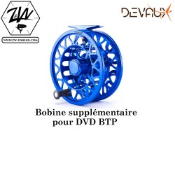 BOBINE SUPPLEMENTAIRE MOULINET DVX BTP