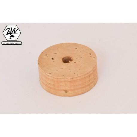 Top flor cork disc