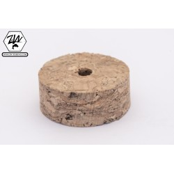 Burl Natural cork discs