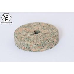 Rondelle de liège - Burl Vert