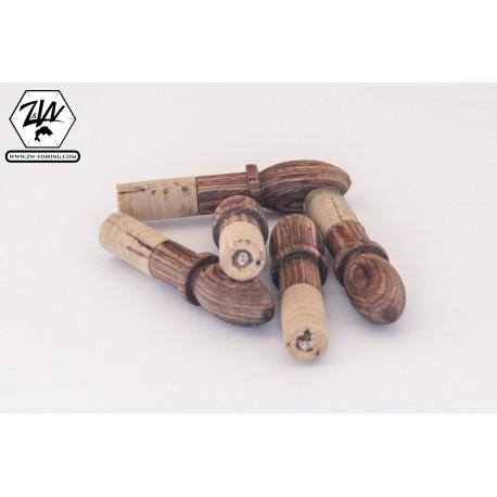 Wooden Ferrule plug